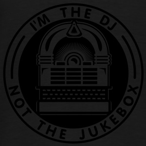 I'm the DJ not the jukebox (D, 1c) Kinder Pullover - Männer Premium T-Shirt