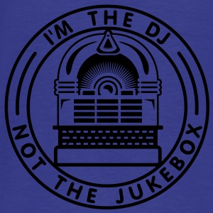 I'm the DJ not the jukebox (B, 1c) Kinder Pullover - Männer Premium T-Shirt