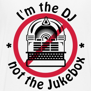 I'm the DJ not the jukebox (2c) Hoodies & Sweatshirts - Men's Premium T-Shirt