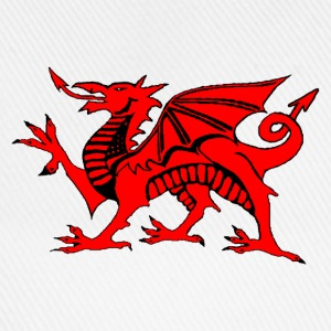 welsh red dragon uk gents boxing t-shirts - Baseball Cap