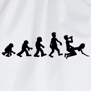 evolution_of_fun Tee shirts - Sac de sport léger