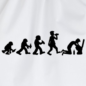 evolution_of_hangover T-shirts - Gymtas