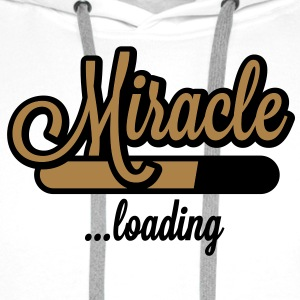 Miracle loading T-Shirts - Männer Premium Hoodie