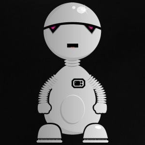 depressed robot / trauriger Android (DDP) Kinder T-Shirts - Baby T-Shirt