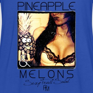 pineapple and melons Bags  - Women's Tank Top by Bella