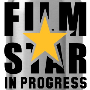 FILM STAR IN PROGRESS 2C T-Shirt WG - Trinkflasche