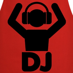 DJ Hands Up T-Shirts - Cooking Apron