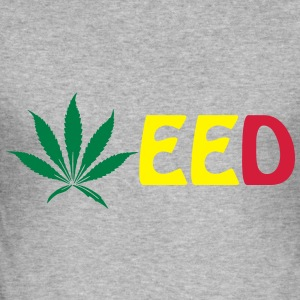 weed Sweaters - slim fit T-shirt