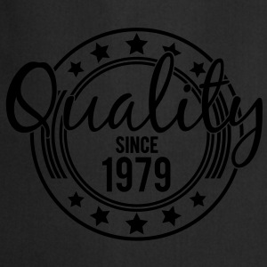 Birthday - Quality since 1979 (uk) T-skjorter - Kokkeforkle