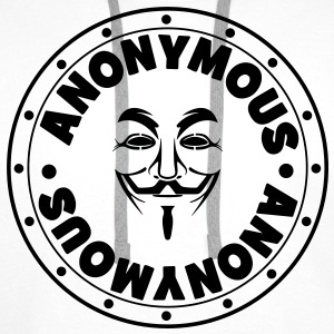 Anonymous T-Shirts - Men's Premium Hoodie