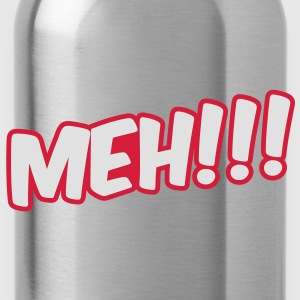 Meh Kids' Shirts - Water Bottle