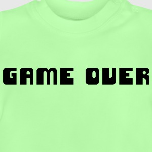 Game Over Kids' Tops - Baby T-Shirt