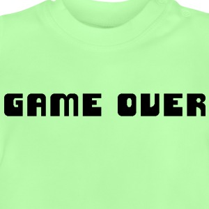 Game Over Barntröjor - Baby-T-shirt