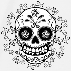 Sugar Skull Accessories - Men's Premium T-Shirt
