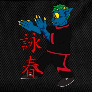 wing chun Jackets & Vests - Kids' Backpack