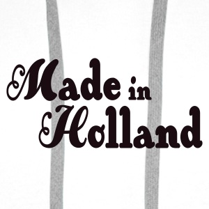 Made in Holland Tassen - Männer Premium Hoodie