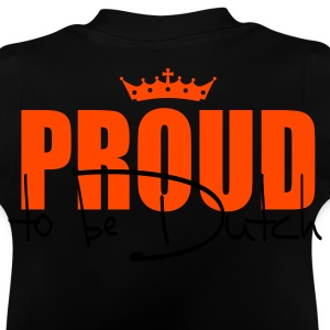 Proud to be Dutch Barntröjor - Baby-T-shirt
