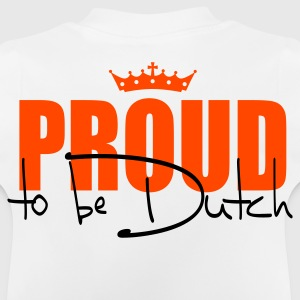 Proud to be Dutch Børne T-shirts - Baby T-shirt