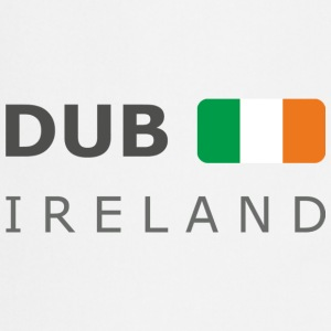 Base-Cap DUB IRELAND dark-lettered - Fartuch kuchenny