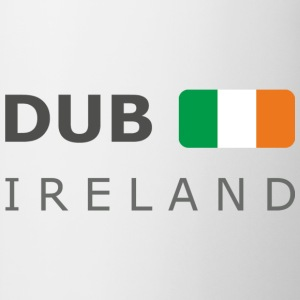 Base-Cap DUB IRELAND dark-lettered - Kubek