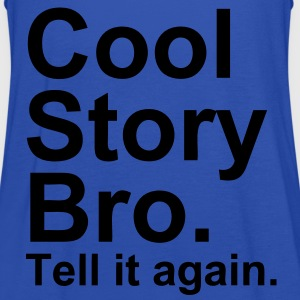 Cool Story Bro - Top da donna della marca Bella
