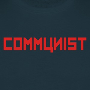 communist  Aprons - Men's T-Shirt