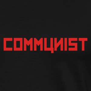 communist Trousers & Shorts - Men's Premium T-Shirt