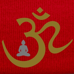 OM Symbol Buddha Meditation Buddhism Hinduism T-Shirts - Winter Hat