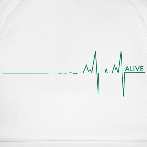 Alive pulse/UK - Baseball Cap