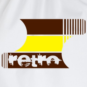 retro Design  - Sportstaske