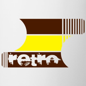 retro Design UK - Mug