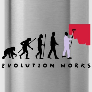 evolution_painter_042012_a_3c Bags  - Water Bottle