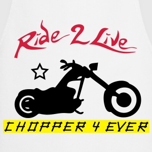 ride2live Sweat-shirts - Tablier de cuisine