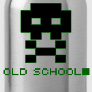 Old School Skull T-Shirts - Trinkflasche