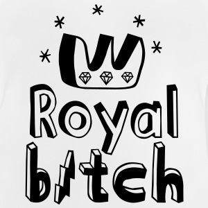 Royal Bitch Barn-T-shirts - Baby-T-shirt