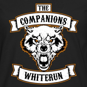 The Companions - Whiterun - Men's Premium Longsleeve Shirt