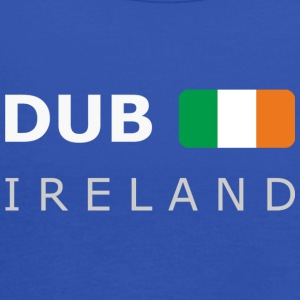 Classic T-Shirt DUB IRELAND dark-lettered - Tank top damski Bella