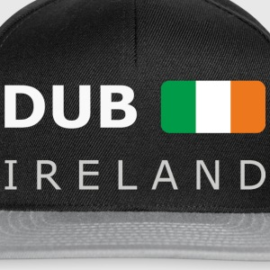 Men's Pullover DUB IRELAND dark-lettered - Snapback cap