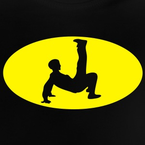 breakdance logo bat 1602 Tee shirts Enfants - T-shirt Bébé