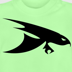 bird of prey Kids' Tops - Baby T-Shirt