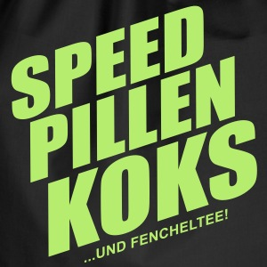 Speed pillen koks ... - Turnbeutel