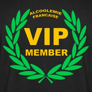 alcoolémie française vip member Tee shirts - Sweat-shirt Homme Stanley & Stella
