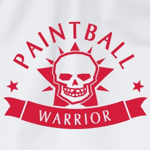 Paintball Warrior T-shirt - Sacca sportiva
