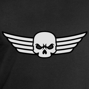 Skull and Wings T-Shirts - Felpa da uomo di Stanley & Stella