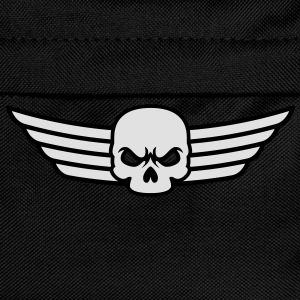 Skull and Wings T-Shirts - Kids' Backpack