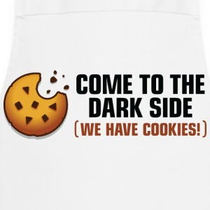 Come To The Darkside 2 (dd)++ T-shirt - Grembiule da cucina