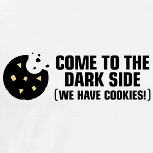 Come To The Darkside 2 (3c)++ Hoodies & Sweatshirts - Men's Premium T-Shirt
