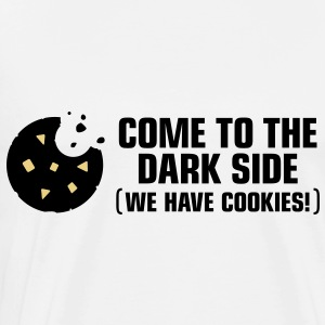 Come To The Darkside 2 (3c)++ Mochilas - Camiseta premium hombre