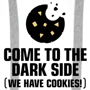 Come To The Darkside 1 (3c)++ Bags  - Men's Premium Hoodie