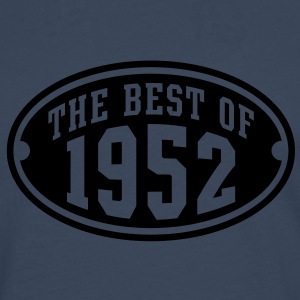 THE BEST OF 1952 - Birthday Geburtstag T-Shirt HN - Mannen Premium shirt met lange mouwen
